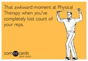 The Most Popular Physical Therapy Memes on the Internet: Keep Track of Your Sets and Reps During Exercise