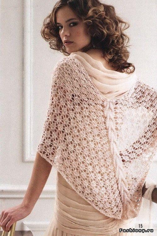 Vogue Knitting весна-лето 2012 / журнал вог вязание