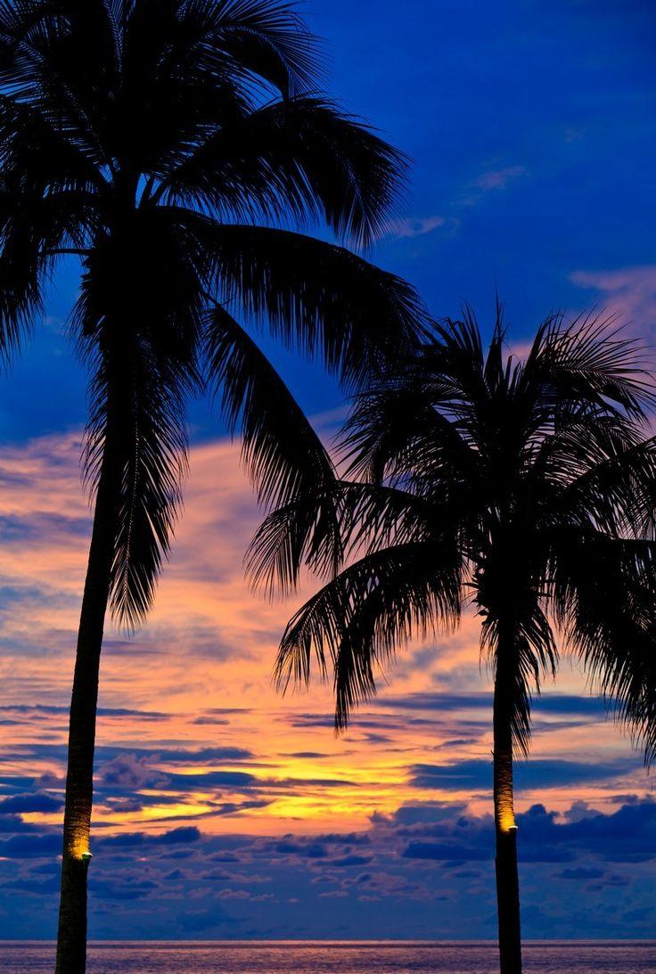 Haus am meer bei sonnenuntergang  Die besten 25+ Sonnenuntergang am Strand Ideen auf Pinterest ...