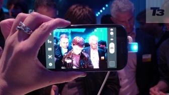 The new Samsung Galaxy S3
