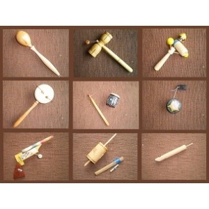 indonesian wood toys
