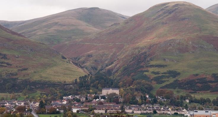 Ochil Hills - Scotland