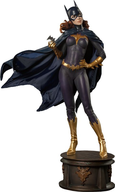 Batgirl Premium Format™ Figure from Sideshow Collectibles