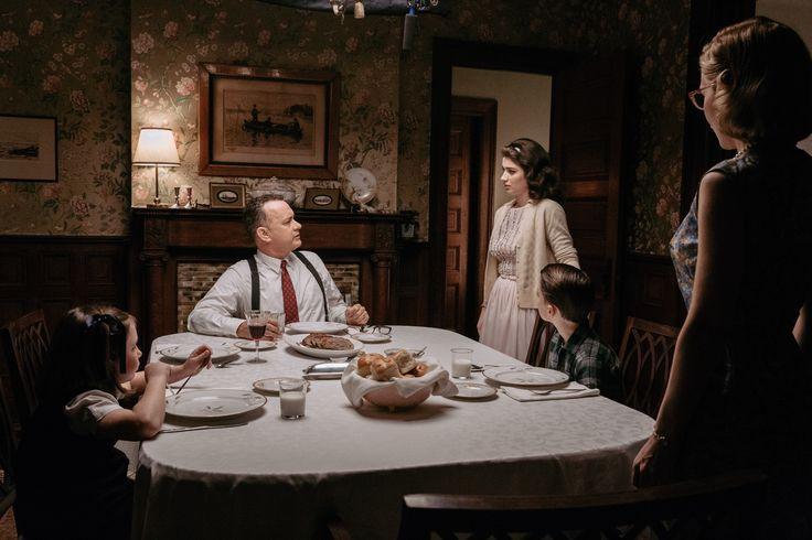 Behind the Scenes of Bridge of Spies, Steven Spielberg's New Movie