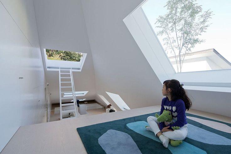 Sou Fujimoto's Small House Bliss