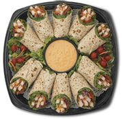 $44 - 14 wraps - Cool Wrap® Tray