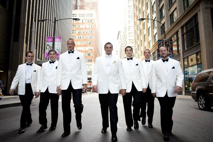 Image result for white groomsmen
