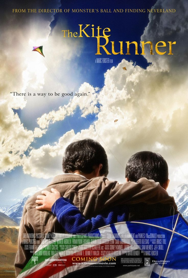 — The Kite Runner. Marc ForsterFilm, Worth Reading, Khaled Hosseini, Friends, Book Worth, Tops Movie, Kite Runners, Khaledhosseini, Cometa En