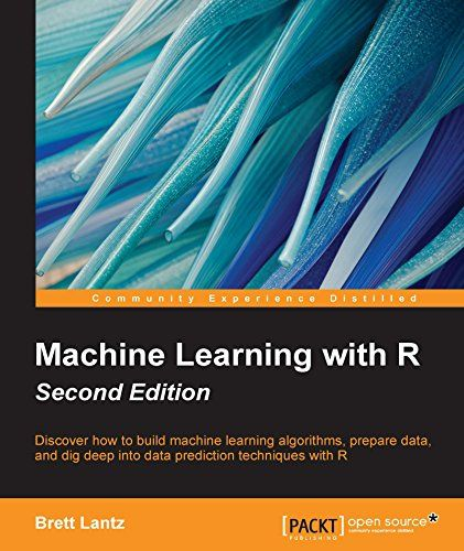 The 15 best books images on pinterest amazon book and books to read machine learning with r second edition deliver data i fandeluxe Images