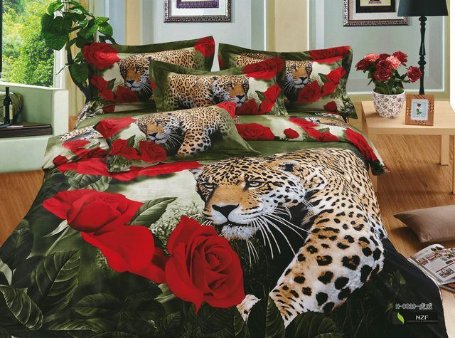 single/double/full/queen/(Super) king size bed sheet 3D printing bedding set /bed sheet/duvet cover sets