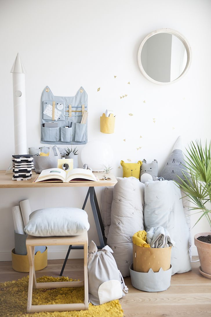 Fabelab's brand new Autumn/Winter '17 collection has a wide range of gorgeous decorating objects, small toys and textiles for children.