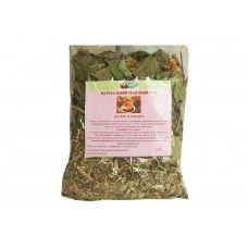 Крапива + пастушья сумка + тысячелистник = сбор трав для послеродового чая
