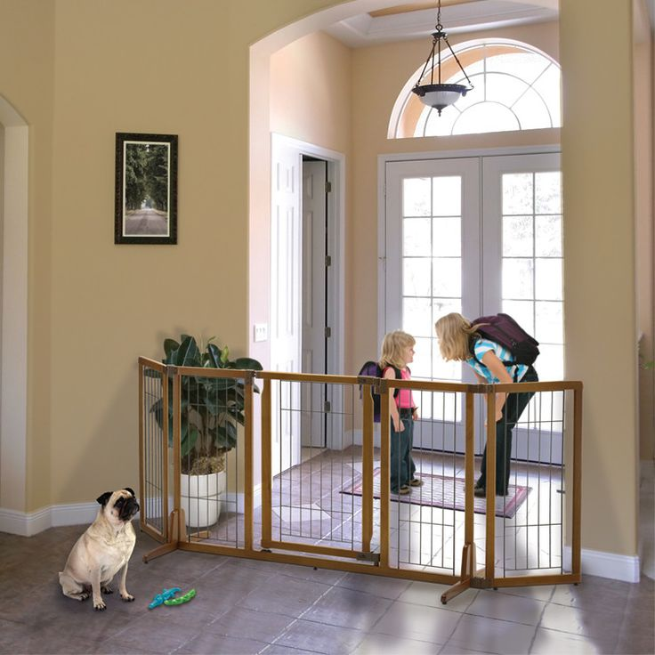 37 best Indoor Pet Gate For the Home images on Pinterest | Indoor ...