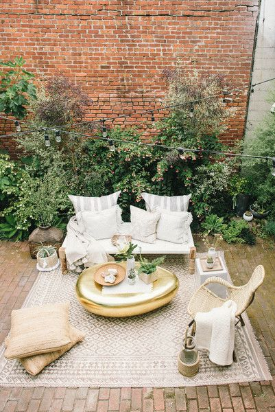 Add In Momentos - How To Turn Your Patio Into A Second Living Room - Photos