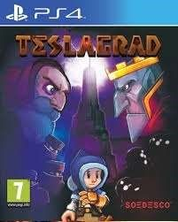 Teslagrad PS4 [Elektronisk resurs] #tvspel #PS4