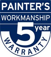 Crossing the line offers 5 year guarantee on workmanship. crossingtheline.com.au
