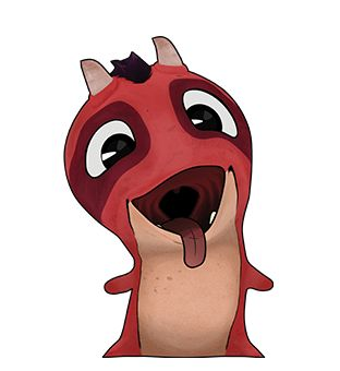 Griffin is my cute little tugglet. My main slug. Griffin is A megamorph I couldn't find a picture.