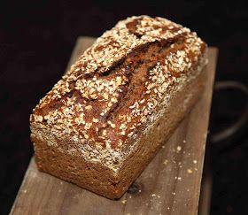 bernd's bakery: Bio-UrDinkel-Vollkorn mit ganzen Dinkelkörnern / Organic Spelt whole meal bread with whole spelt grains