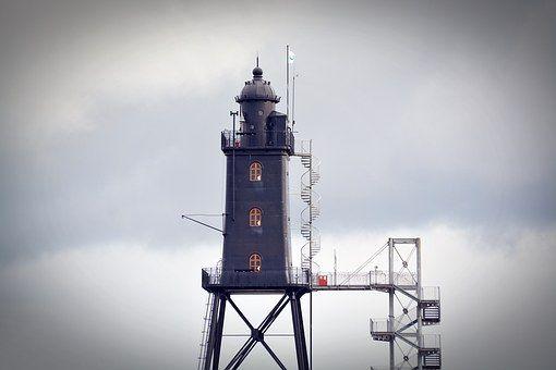 灯台, Dorumの, 古い灯台, 歴史的に