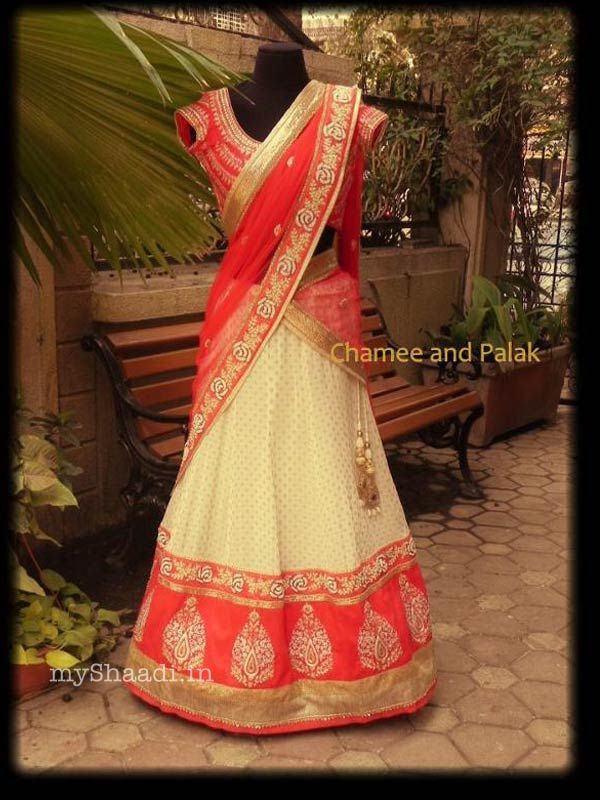myShaadi.in > Indian Bridal Wear by Chamee and Palak