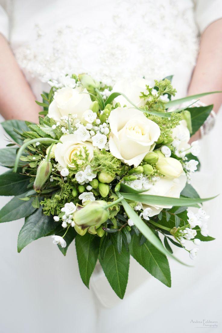 Wedding / Flowers / Andrea Feldmann Photography