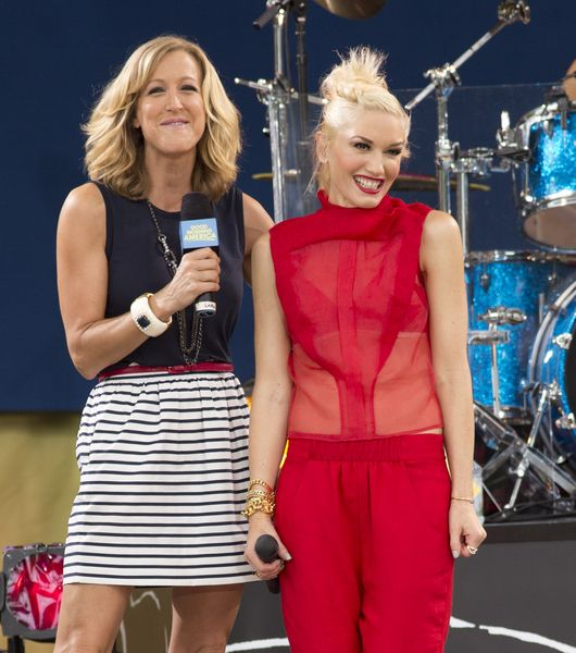 Good Morning America Guest Host Today : Best images about good morning america makeup on