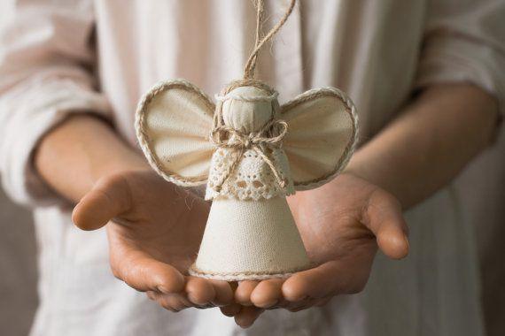 Regalo de Angel blanca para ella decoración de la boda por MaliLili
