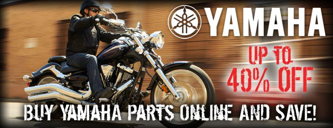 Discount Yamaha Parts - Genuine Yamaha OEM Parts