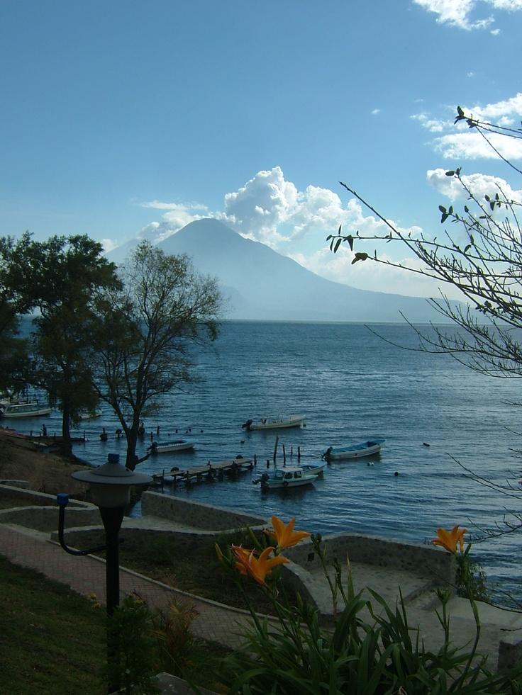 Guatemala, Lake Atitlan, Panajachel