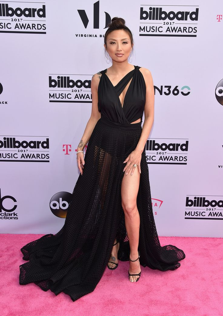 Jeannie Mai at the 2017 Billboard Music Awards