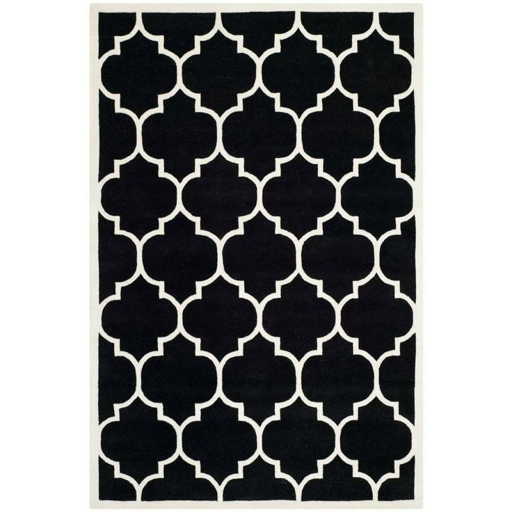 Black Graphic Woven Emerson Indoor Outdoor Area Rug: 346 Best Images About Flooring, Carpet & Rugs On Pinterest