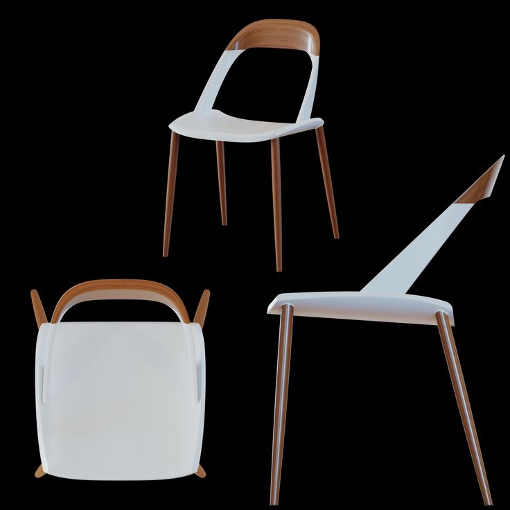 Chair Design Visualization