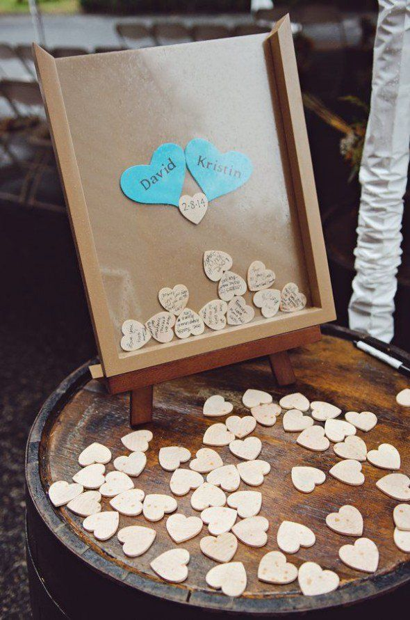 A Fun List Of Unique Wedding Guestbook Ideas For Your Wedding