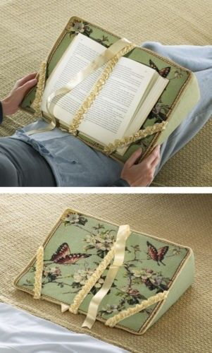 Details About Butterfly Book Rest Holder Lap Laptop