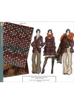Knitwear trends AW 2012/2013 via modeinfo.be