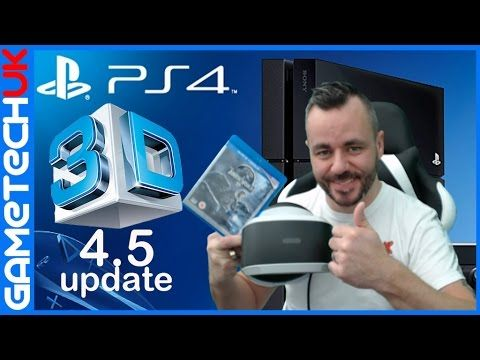 #VR #VRGames #Drone #Gaming Playstation 4.5 update 3D Bluray PSVR 4.5 psvr update, change psn id, Change PSN Name, changing psn name, how to change psn name, how to change your ps4 gamertag, New ps4 update, Next ps4 update, PlayStation 4 firmware 4.5, PlayStation 4 update, PlayStation 4.5 update, PS4, PS4 4.5, PS4 4.5 update, PS4 firmware 4.5, PS4 new update, PS4 next update, PS4 PRO, PS4 pro update, PS4 update 4.5, PS4 update 4.5 overview, PSN ID Change, PSN Name change, ps