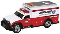 Voertuig Road Rippers Rush & Rescue ziekenwagen