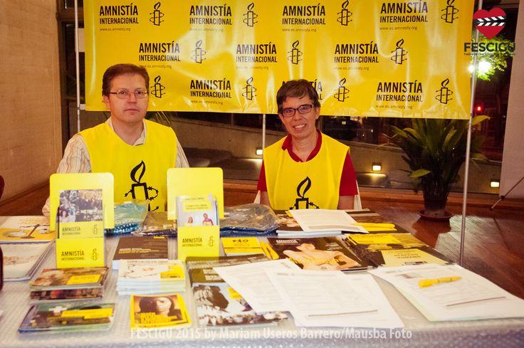 Amnistía Internacional. Fecha: 29/09/2015. Foto: Mariam Useros Barrero/Mausba Foto
