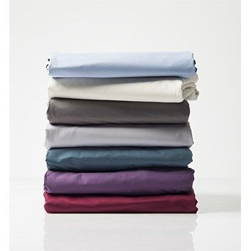 Briscoes - Classic Living Plain Dyed Sheet Set Assorted
