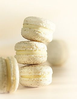 Callebaut - Macarons de chocolate branco