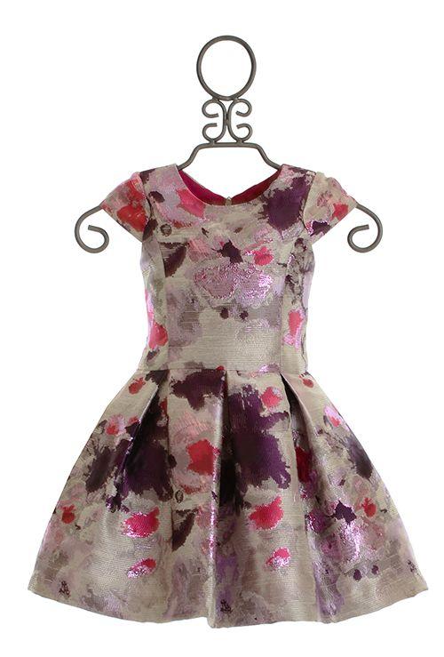 Zoe LTD Tween Special Occasion Dress