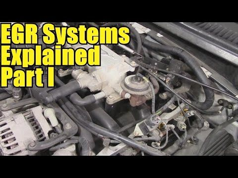 479 best auto repair images on pinterest car repair car stuff and how an egr system works plus testing and inspection procedures part i youtube fandeluxe Image collections