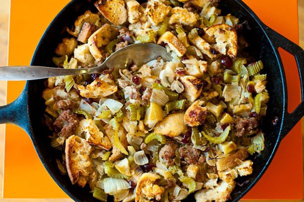Try Easy Homemade Stuffing for Your Thanksgiving Turkey