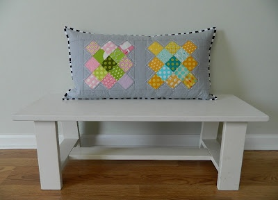granny square pillow by sotakhandmade: Granny Pillows, Pillows Mars, Quilts Sewing, Sota Handmade, Quilts Pillows, Fun Ideas, Granny Squares, Sewing Pillows, Squares Pillows