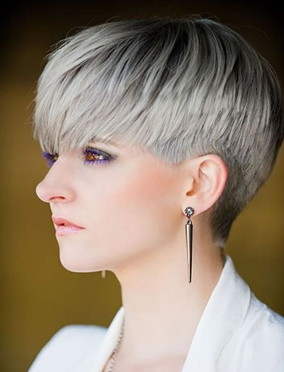 10 Stylish Pixie Haircuts In Ultra Modern Shapes Women Hairstyles