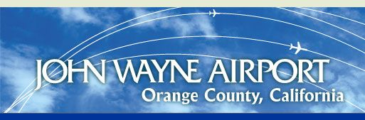 Welcome to John Wayne Airport (SNA), Orange County's only commercial airport - official website