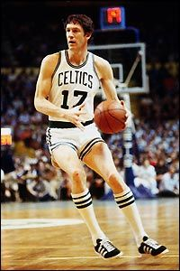 NBA.com: John Havlicek still holds the record for the most points scored by a Celtic of 26,395.