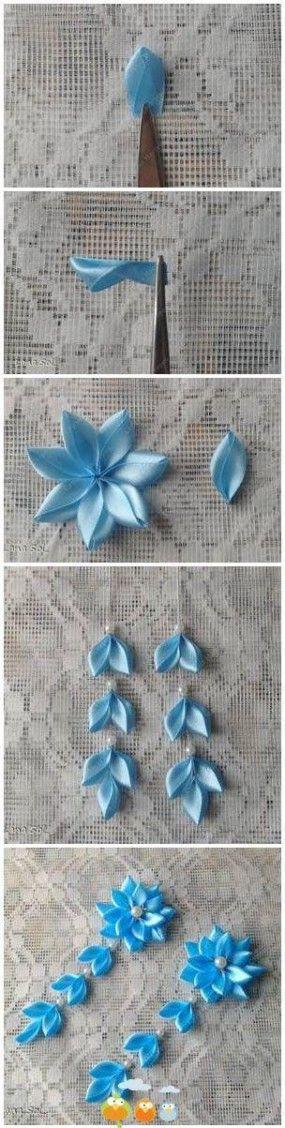 Pas mal pour faire de petites fleurs !