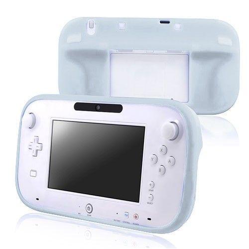Soft Shell (Hvit) Nintendo Wii U Deksel