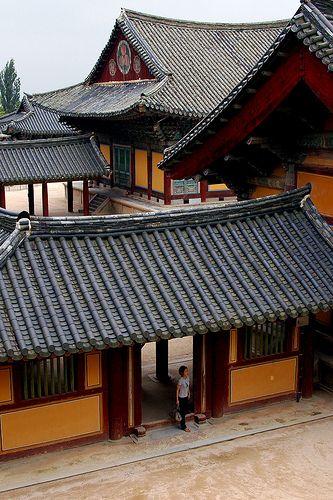 Gyeongju, South Korea, 2007